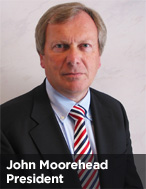 Mr John Moorehead, Vice President