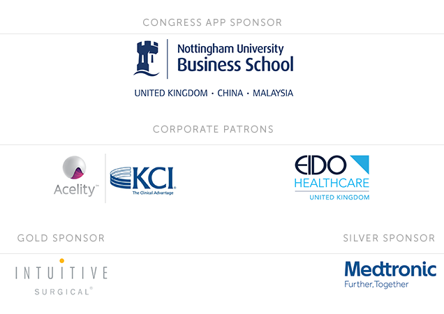 ASGBI Sponsors and Corporate Patrons